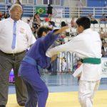 Atletas de Judô em preparação para o campeonato amazonense de 2020