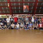 FEJAMA realiza Cursos de capacitação para Controlador de Área e Operador de Placar na Vila Olímpica