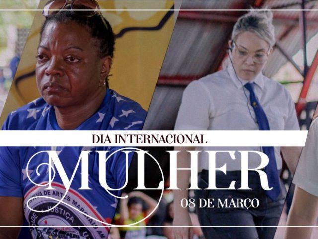 Com programação especial FEJAMA comemora o Dia Internacional da Mulher neste domingo 8/3