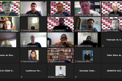 1º MEETING DE ARBITRAGEM 2021